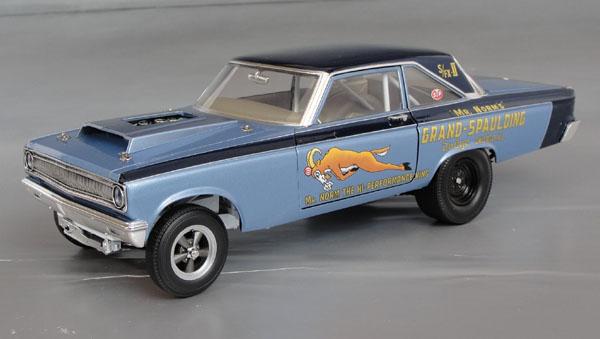 1965 Dodge Coronet Awb Afx Quot Mr Norm S Quot Fuel Inj Details