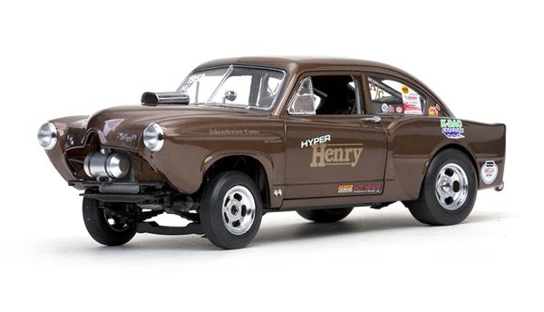 1951 Henry J Gasser Quot Hyper Henry Quot Details Diecast Cars
