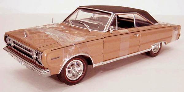 1967 Plymouth Belvedere Ii 440 Super Commando Details