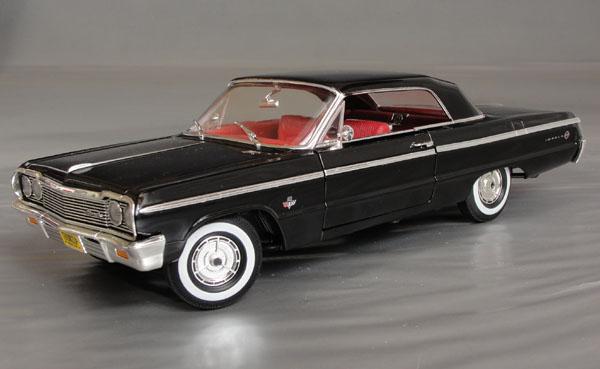 1964 Chevrolet Impala Ss 409 Details Diecast Cars