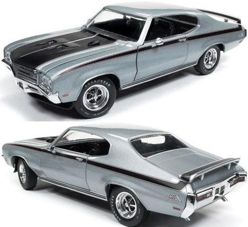 "1971 Buick GS-X, ""MCACN"" Show Car Details"
