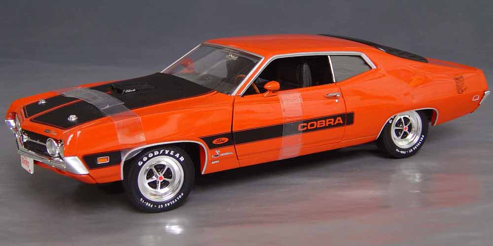 Ford Torino Twister  Cobra Jet