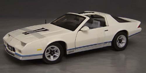 1982 Chevrolet Camaro Z28 Cross Fire Injection Details