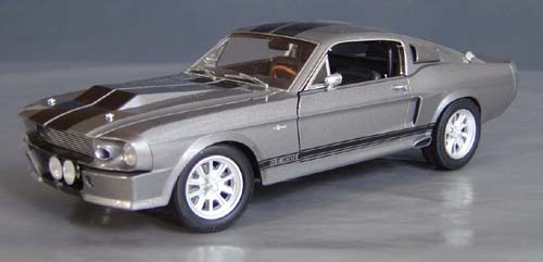 1967 shelby g t 500 eleanor from gone in 60 sec details. Black Bedroom Furniture Sets. Home Design Ideas