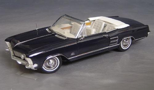 1964 Buick Riviera 425 Wildcat Convertible Details