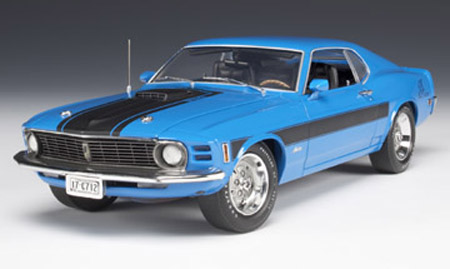"""1970 Ford Mustang """"Sidewinder Special"""", 351 Details ..."""