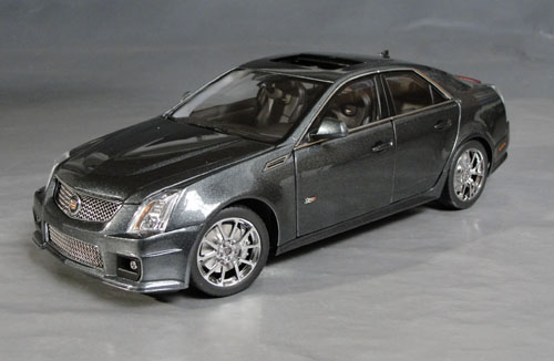 2009 Cadillac Cts V Details Diecast Cars Diecast Model