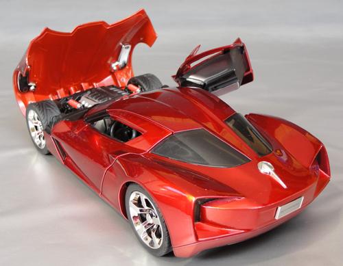 2009 Chevrolet Vette Stingray Quot Transformers Movie Quot Details