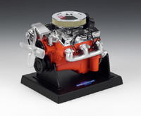 350 LARGE  1/6th  Scale  Replica  of  a  350  Chevy  Small  Block  Engine