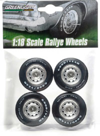 Mopar Rally Wheel & Goodyear Tire set