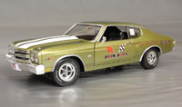 Click image to see more information about our 1970 Chevelle SS 454 LS6 Car