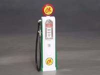 Chevrolet OK Sales Gas Pump, 1/18th scale