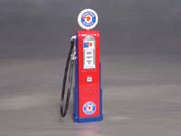 Pontiac Gas Pump, 1/18th scale