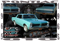 "2006 Commemorative GTO Print, 13"" X 19"""
