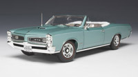 Click image to see more information about our 1966 GTO Convertible