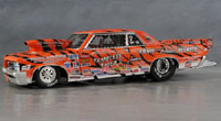Click image to see more information about our Arnie Beswick's Tameless Tiger II GTO Nostalgic Pro Stock!