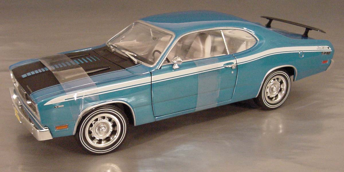 1971 plymouth duster twister details diecast cars diecast model cars diecast models diecast. Black Bedroom Furniture Sets. Home Design Ideas