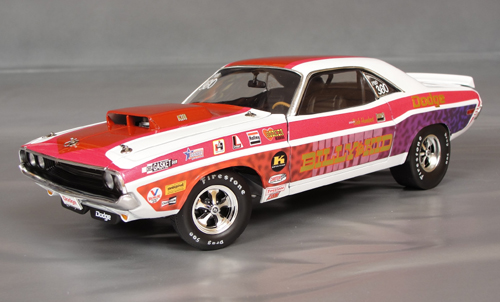 Pro Stock Challenger : Dodge challenger quot billy the kid pro stock details