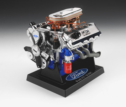 FORD LARGE  1/6th  SCALE  REPLICA  of the  FORD  SOHC  427  ENGINE