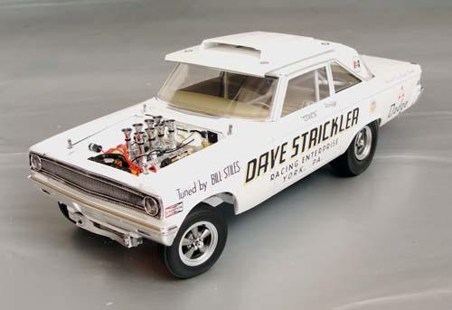 1965 Dodge Coronet Awb Afx Quot Dave Strickler Quot Inj Details