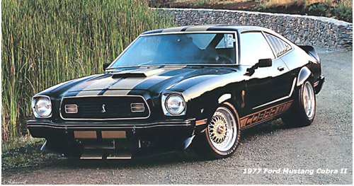 New Ford Torino >> 1977 Ford Mustang Cobra II Details - Diecast cars, diecast model cars, diecast models, diecast ...