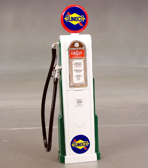 Sunoco Gas Pump, 1/18th scale