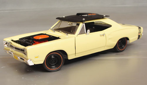 1969 Dodge Super Bee, 440 6-Pack