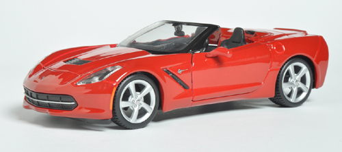 2014 Chevrolet Corvette Stingray C7, Convertible