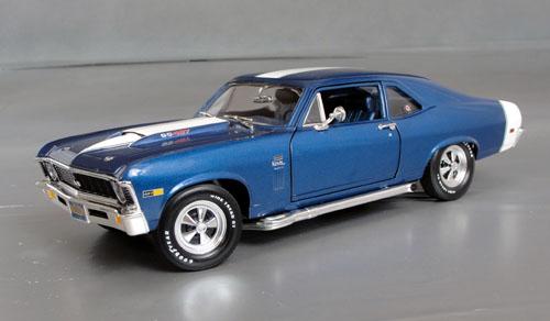 1969 Chevrolet Nova Baldwin Motion Ss 427 Details
