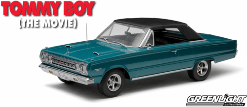 1967 Plymouth GTX Convertible,
