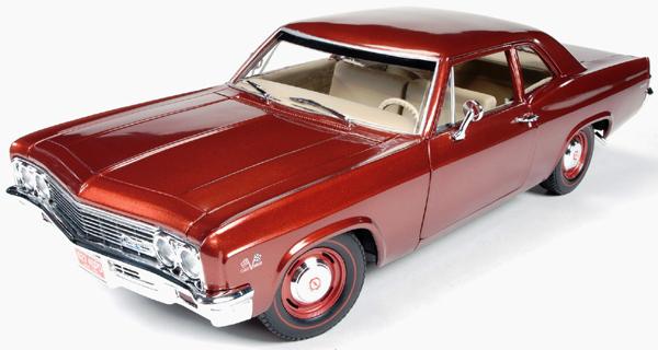 1966 Chevrolet Biscayne 427 Turbo Jet 4 Speed Details
