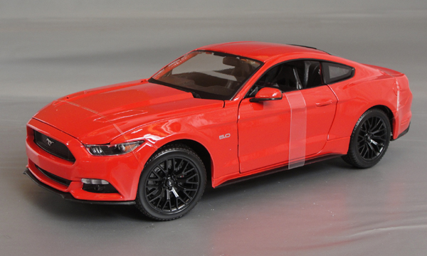 2015 Ford Mustang 5.0 GT