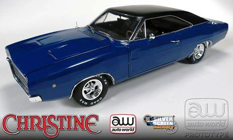 1968 Dodge Charger Quot Christine Quot Movie Car Details
