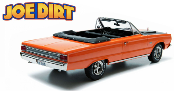 1967 Plymouth GTX, Convertible,
