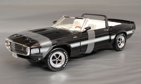 1969 ford mustang shelby gt 500 428 c j convert details diecast cars diecast model cars. Black Bedroom Furniture Sets. Home Design Ideas