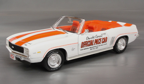 1969 Camaro Z-11 Indy Pace Car convertible