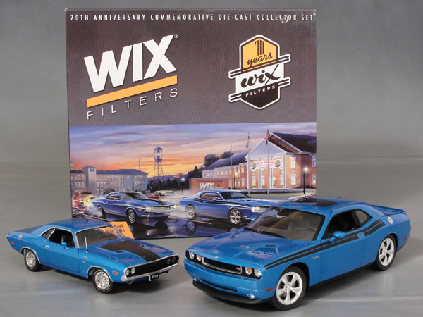 1970/2009 Dodge Challenger R/T, TWO CAR SET..!