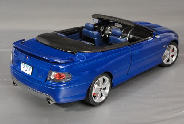 2006 Pontiac Gto Custom Convertible
