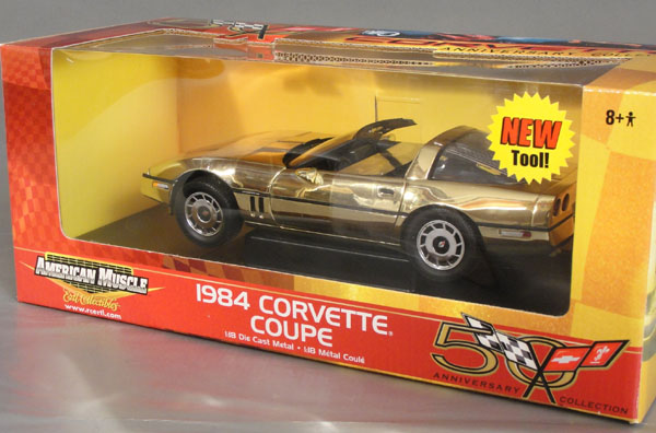 1984 Chevrolet Corvette, CHASE CAR..!