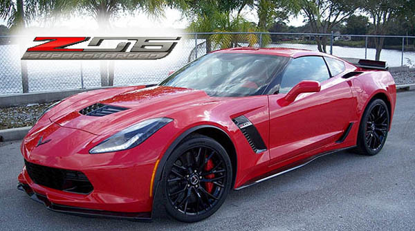 2016 corvette c7 z06 details diecast cars diecast. Black Bedroom Furniture Sets. Home Design Ideas