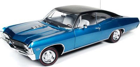 1967 Chevrolet Impala Ss 427 L 72 Details Diecast Cars