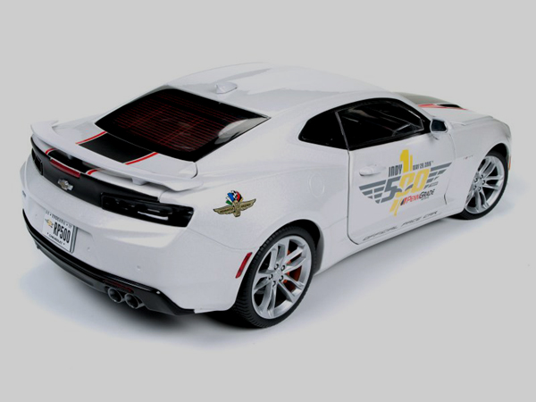 2017 camaro ss 50th anniv ed indy pace car details diecast cars diecast model cars. Black Bedroom Furniture Sets. Home Design Ideas