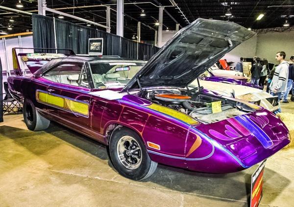 "1970 Plymouth Superbird,""MCACN"" Barn Find Show Car Details ..."