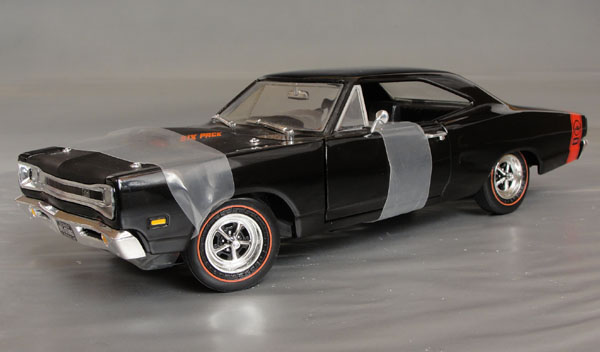 1969 Dodge Super Bee 440 6-Pack