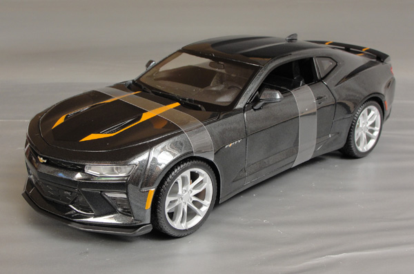 2017 Chevrolet Camaro SS, 50th ANNIVERSARY EDITION