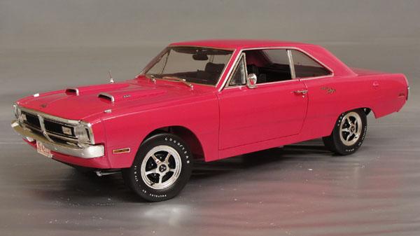 1970 Dodge Dart 340 Swinger Custom Stripe Delete Details