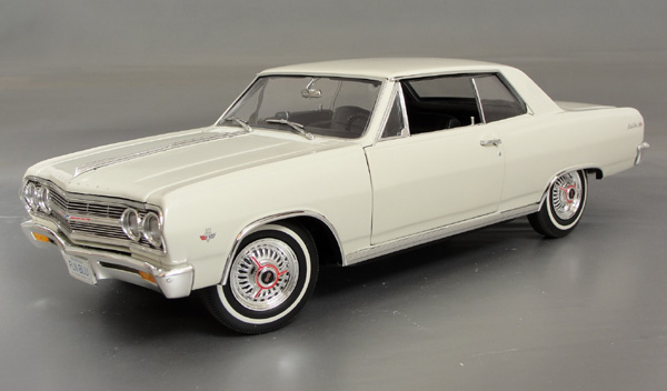 1965 Chevrolet Chevelle SS, L-79, 350 H.P. 327, 1 of 90..!