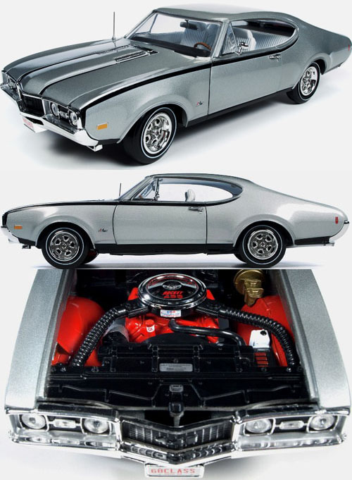 Diecast Collectibles : Oldsmobile - Cutlass - Supreme / SX
