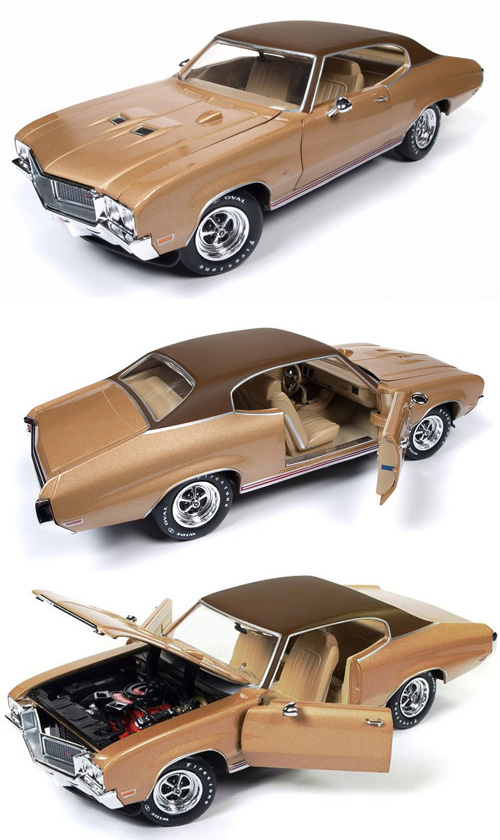 Diecast Collectibles : Buick - Grand Sport / GS / GS-X