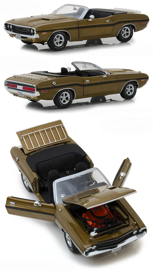 1970 Dodge Challenger R/T Convertible..!